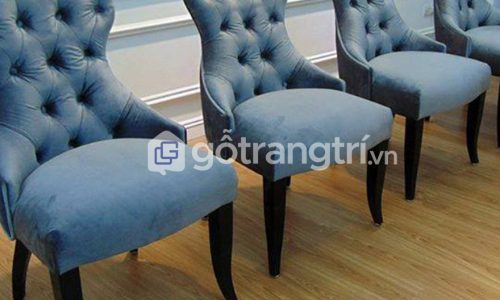 Fitz dining chair - Ghế bàn ăn tân cổ sản xuất bán tại Việt Nam [Hà Nội]