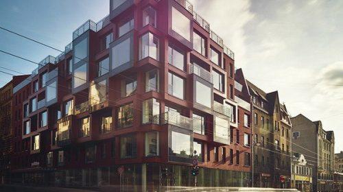 Red Ice – Ngôi nhà với những ô ở sổ pixel ấn tượng và nổi bật