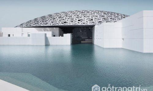Kiến trúc bảo tàng Louvre - Tác phẩm nghệ thuật độc đáo, tinh tế