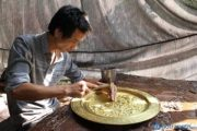Chạm bạc Đồng Xâm - tinh hoa làng nghề truyền thống cổ đất Việt