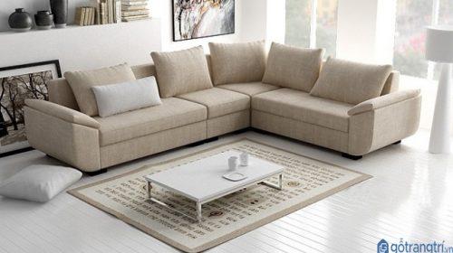 Chuyên gia gợi ý cách chọn bàn trà phù hợp với bộ ghế sofa phòng khách