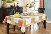 Bật mí cách chọn khăn trải bàn cho bàn ăn thêm ấm cúng, ấn tượng