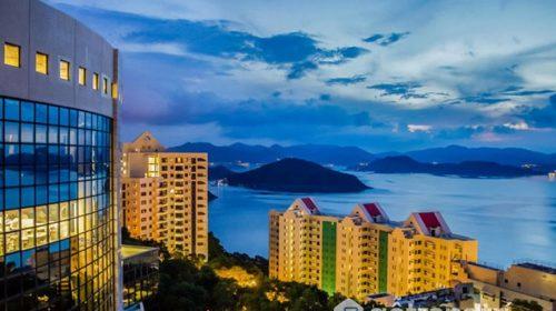 Đại học Hồng Kông - Trường đại học có khuôn viên đẹp nhất thế giới