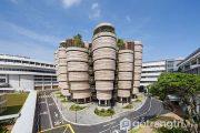 Đại học công nghệ Nanyang - Kiến trúc xanh hàng đầu Đông Nam Á