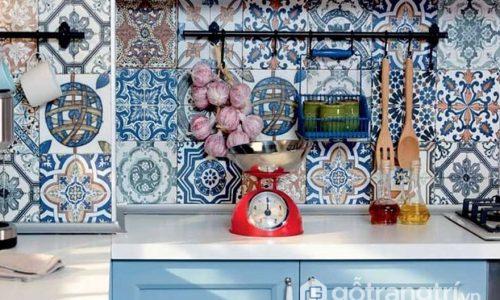 Gạch lát họa tiết - Đánh tan sự đơn điệu cho không gian nhà ở
