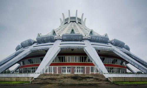 Kiến trúc Bình Nhưỡng qua tiết lộ của nhiếp ảnh gia Raphael Olivier