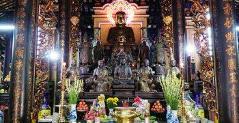 Chùa Phước Lâm - Công trình kiến trúc chùa cổ miền nam độc đáo