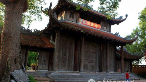 Kiến trúc chùa Nôm - Ngôi đại tự hoành tráng thuộc miền Kinh Bắc