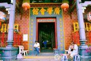 Kiến trúc chùa Ông - Ngôi chùa cổ đẹp hơn trăm năm tại Cần Thơ