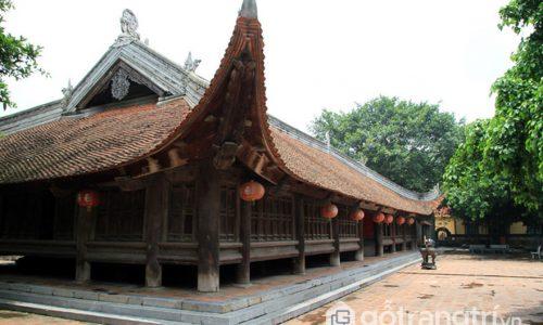 Kiến trúc đình Đình Bảng - Ngôi đình có dáng đẹp nhất miền Bắc