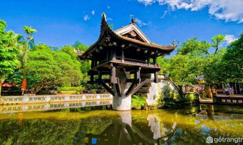 5 công trình kiến trúc độc đáo và lâu đời nhất của thủ đô Hà Nội