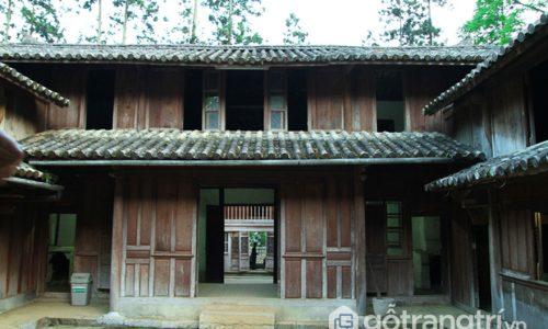 Dinh vua mèo Đồng Văn Hà Giang - Kiến trúc độc đáo và đặc sắc