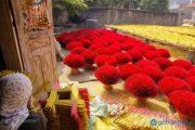 Khám phá nét tín ngưỡng thờ cúng của người Việt qua làng nghề hương xạ Cao Thôn