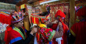 Độc đáo lễ cấp sắc của người Dao Tiền ở Sơn La