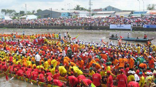 Khám phá lễ hội Ok Om Bok của đồng bào dân tộc Khmer ở Nam Bộ