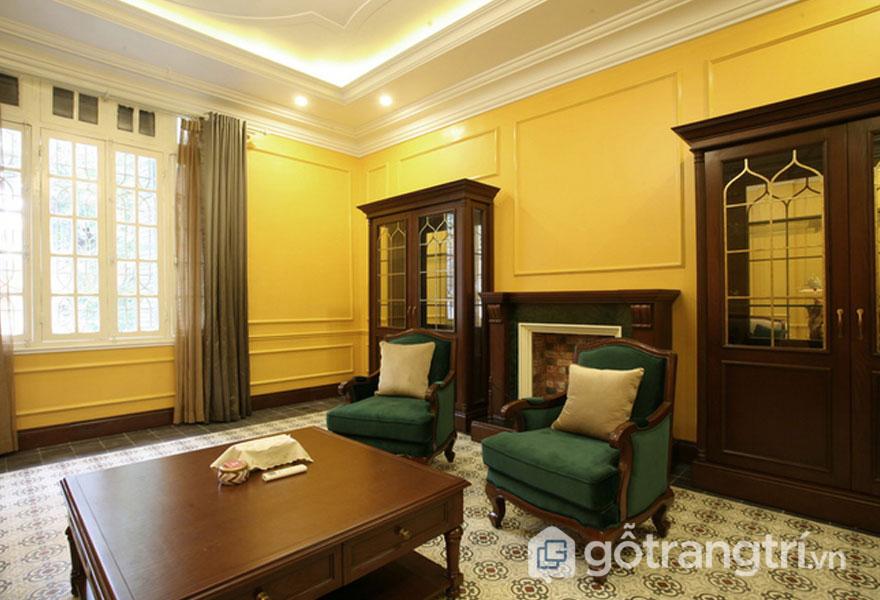 Ngôi biệt thự cũ Hải Phòng - Ảnh Vnexpress.net