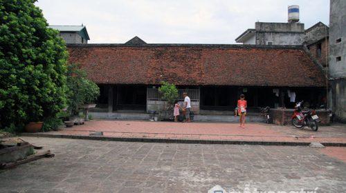 Ngôi nhà gỗ lim 300 tuổi - Tiêu biểu cho kiến trúc vùng Kinh Bắc