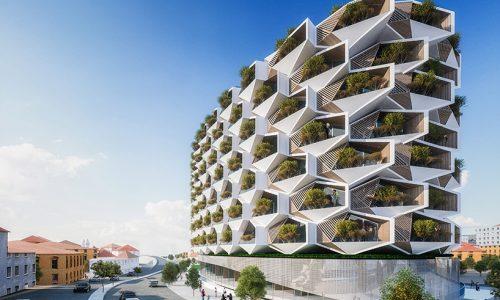 Ngôi nhà độc đáo kết hợp phong cách đô thị nông thôn mới tại Istanbul