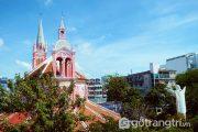 Kiến trúc nhà thờ Tân Định - Nhà thờ hơn 100 tuổi ở Sài Gòn