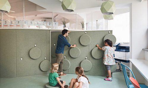 Thiết kế phòng học đa chức năng của kiến trúc sư Daniel Valle