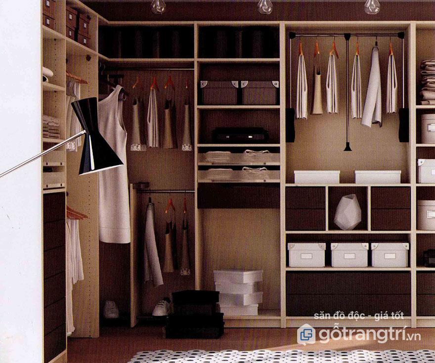 Giải pháp tiết kiệm không gian cho phòng ngủ hẹp