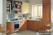 Phong thủy nhà bếp: Tuyệt đối đừng đặt bếp nấu ở 3 vị trí này
