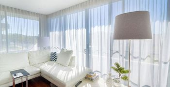 Rèm cửa bằng vải linen - Hơi thở mới cho không gian sống nhà bạn