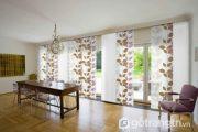 Rèm cửa kiểu Nhật - Món quà giàu tính thẩm mỹ cho mọi không gian nhà
