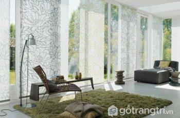 Rèm cửa La Mã - Mang đến vẻ đẹp thanh lịch cho ngôi nhà của bạn