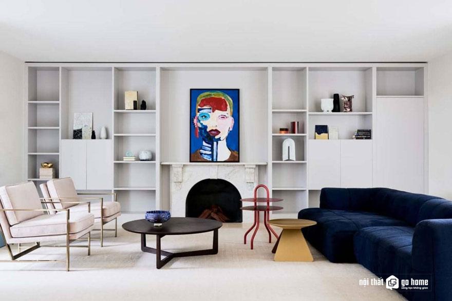 Các yếu tố cơ bản của thiết kế nội thất là gì?