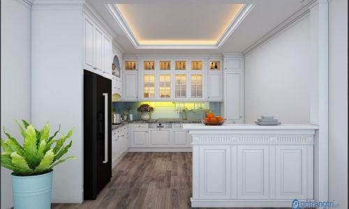 Chuyên gia bật mí cách tận dụng khoảng trống của tủ bếp siêu hiệu quả