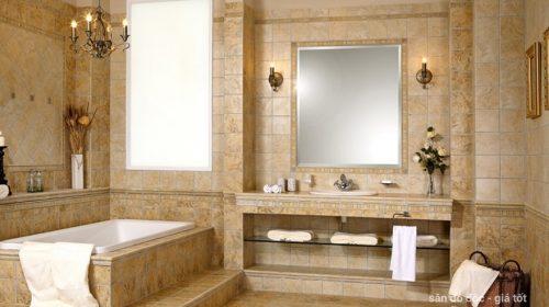 Thiết kế phòng tắm theo phong thủy để tái tạo nguồn năng lượng mới