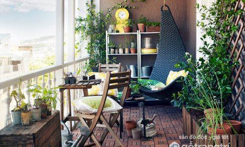Những điều cần lưu ý khi trồng cây trên ban công để thu hút tài lộc