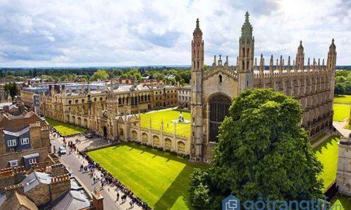 TOP 10 ngôi trường đại học đẹp nhất thế giới nhìn là mê luôn