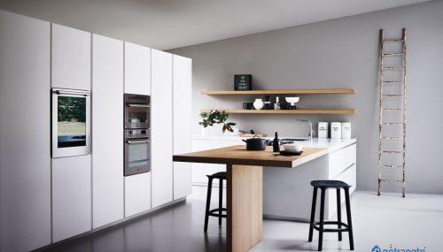 Chuyên gia tư vấn 3 mẫu tủ bếp đa năng, tiện dụng đẹp hút hồn