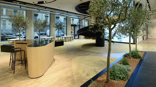 Tham quan văn phòng Microsoft cực độc đáotại thành phố Milan