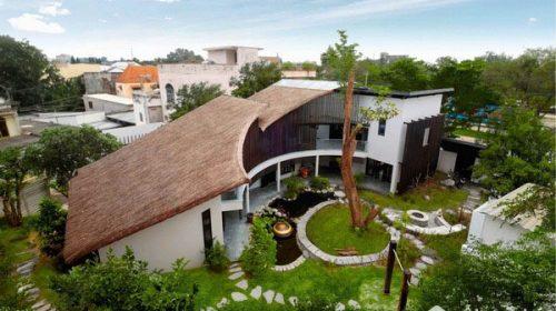 The Country House Biên Hòa- yếu tố dân gian trong kiến trúc đô thị