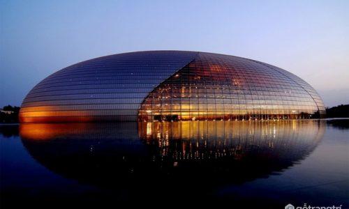 Điểm mặt những công trình kiến trúc bằng kính đẹp nhất thế giới