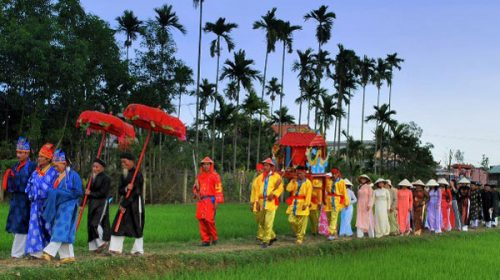 Hội làng - một góc văn hóa cộng đồng đậm đà tính dân tộc Việt