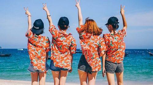 Lạc lối giữa khu du lịch Sao Biển- Maldives thu nhỏ của Việt Nam