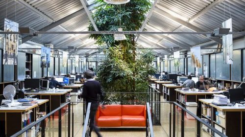 16 studio kiến trúc độc đáo ở Paris qua ống kính của Marc Goodwin