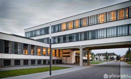 Trường Nghệ thuật Bauhaus: cái nôi vĩ đại của chủ nghĩa công năng