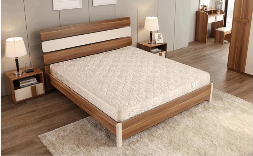Giường ngủ gỗ công nghiệp thiết kế đẹp GHS-9028