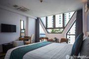 Venue Hotel Nha Trang- kiến trúc vuông lạ mắt giữa thành phố biển