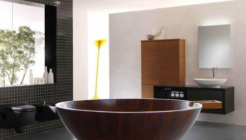 Chuyên gia tư vấn bật mí 4 công dụng tuyệt vời của bồn tắm gỗ