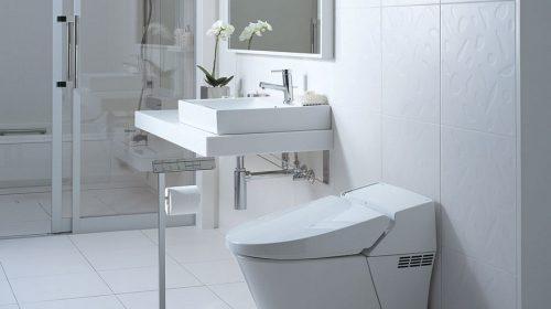 Cách làm sạch nhà tắm cực đơn giản với giấm và bột baking soda