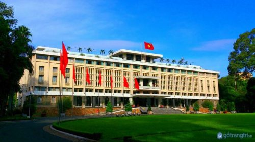 Kinh nghiệm tham quan Dinh Độc Lập khi đến với TP. Hồ Chí Minh