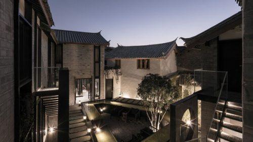 """Ngắm khách sạn homestay """"remake"""" trên phố cổ Lệ Giang, Trung Quốc"""