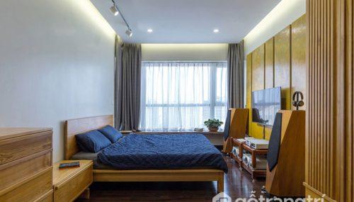 Nhà vườn kiểu Nhật phủ sắc xanh trong căn hộ chung cư Hà Nội