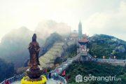 Kiến trúc chùa Việt - Tỏa nét đẹp thoát tục trên đỉnh Fansipan